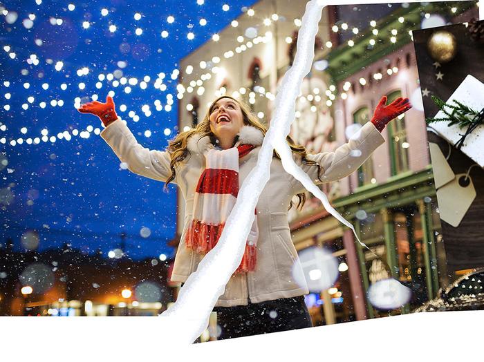 Julklappshysterin hor julen till