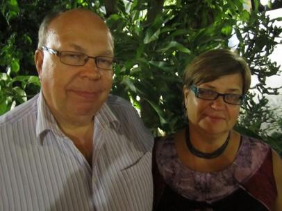 Tor-Erik och Ann-Katrin Store