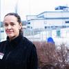 Patricia Högnabba jobbar med konfirmand- och ungdomsarbete i Matteus församling.