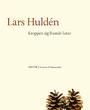 Kroppen sig fram�t lutar av Lars Huld�n