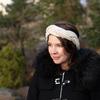 Charlotte Steffansson-Myrskog är hemma med dottern Alice, 8 månader, i höst. Hennes favoritplats i stan är Gammelstaden.