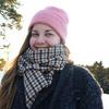 Louise Häggström jobbar som informatör i Johannes församling.