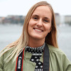 Sara Fagerholm satsar på kreativiteten i år och frilansar som fotograf.