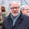 """Björn Månsson är förtroendevald från Petrus församling i gemensamma kyrkofullmäktige åren 2019-2022. Hans favoritplatser i stan är bland andra huset i Mosabacka och släktens """"urhem"""" Kottby."""
