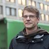 Johan Westerlund är kyrkoherde i Johannes församling. Hans favoritplats i stan: olika kaféer runt järnvägsstationen.