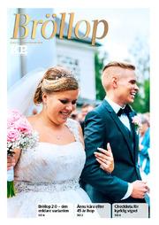 Bröllopsbilaga 2016