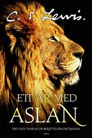 Recensenten anser att Ett år med Aslan bjuder på moraliska pekpinnar.