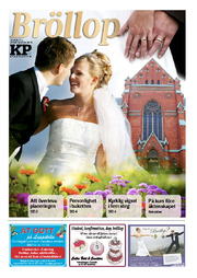 Bröllopsbilagan 2013