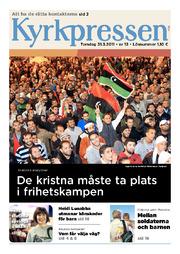 Kyrkpressen 13/2011