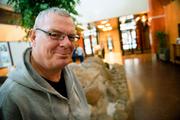 I sin färska bok skriver Göran Skytte om sitt liv före och efter en livshotande stroke.