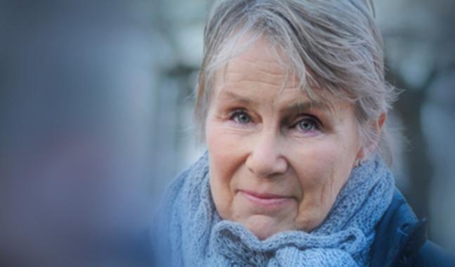 Hilkka Olkinuora är präst, journalist och författare. – Godhet är ingen prestation, säger hon.