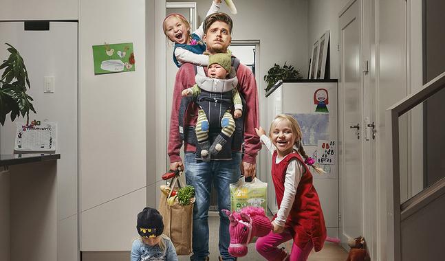 Du räcker till för ett gott föräldraskap, är budskapet i årets kampanj.