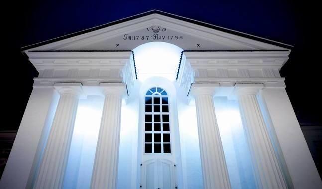 Pedersöre kyrka i Jakobstad.