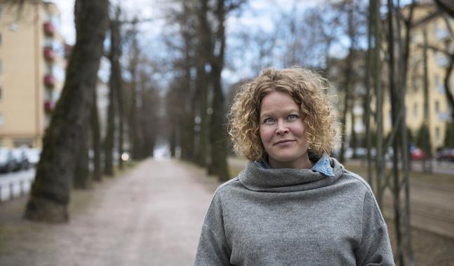 – Jag kan ibland stanna upp och titta på eleverna och känna en stark lycka och tacksamhet över att det gick just så som jag hoppades, säger Sonja Djupsjöbacka.