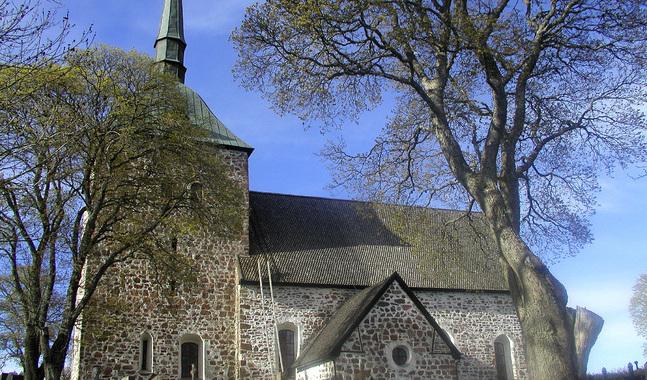 Sunds kyrka.