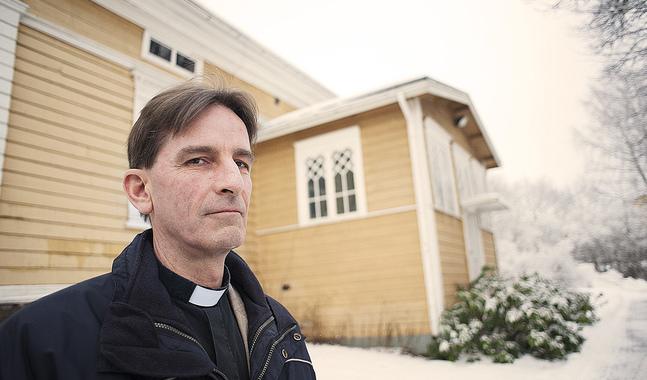 Mats Lindgård säger att det har varit svårt att få gehör för domkyrkoförsamlingens önskemål i fastighetsfrågor.