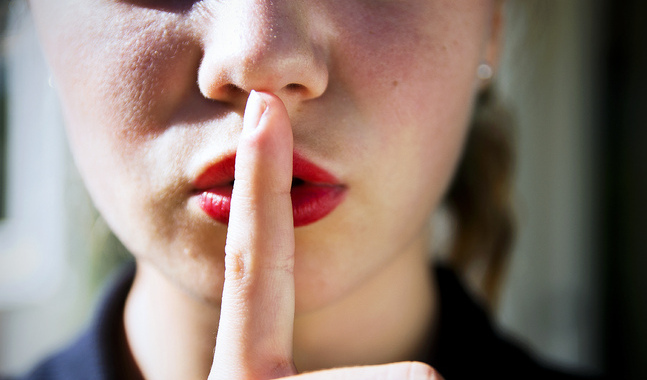 Om du talat oavbrutet i mer än en minut ska du ta en paus, rekommenderar Ilse Sand.