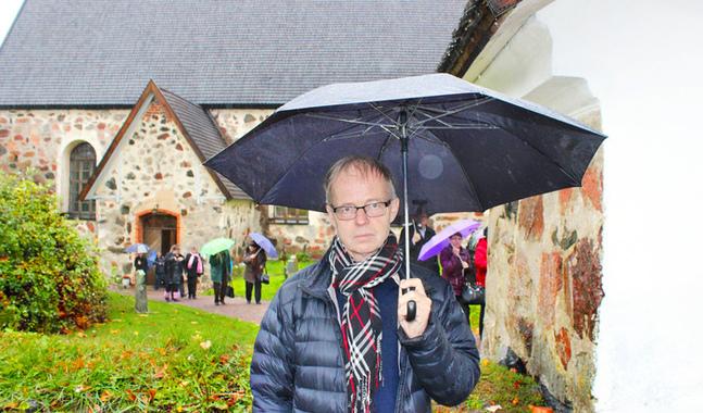 Forskningschef Tormod Kleiven var huvudtalare vid Diakonidagarna i Karis f�rra veckoslutet. I ett av seminarierna talade han om sexuella �vergrepp inom kyrkan, ett �mne som han doktorerat p�.