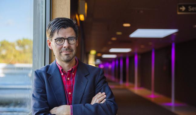 Joel Halldorf är docent vid Teologiska högskolan Stockholm.