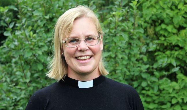 Camilla Ekholm blir Sibbo svenska församlingsnästa kyrkoherde.