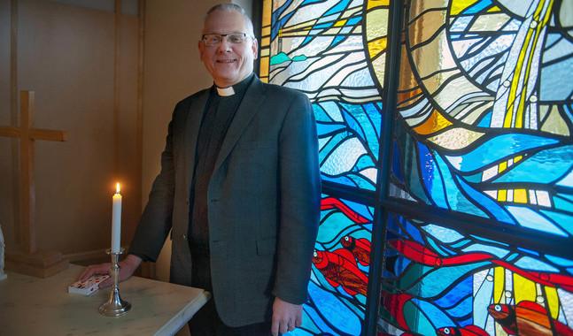 Bo-Göran Åstrand är ny Biskop i Borgå stift.