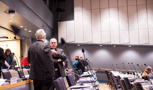 Rolf Steffansson och Bo-Göran Åstrand har skrivit under initiativet som strävar till att möjliggöra kyrklig vigsel för par av samma kön. Från Borgå stift har också Åsa A. Westerlund undertecknat initiativet.