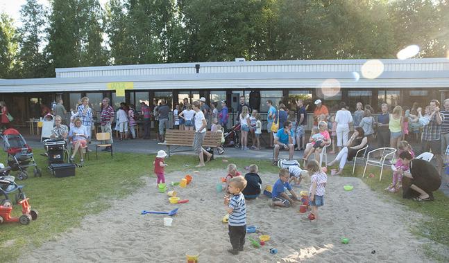 Läger i Pieksämäki brukar betyda hundratals människor på ett litet område, därför fattades tidigt beslutet att inte ordna lägret i sommar.