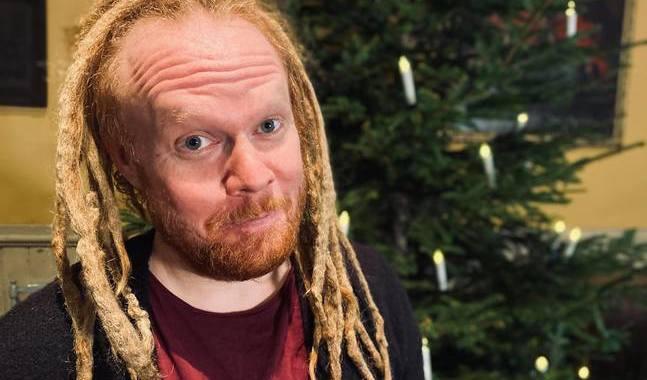 """– Att jag pratar finska har vi använt som """"partytrick"""" på diverse ungdomssamlingar och föräldraträffar, säger Daniel Jakobsson."""