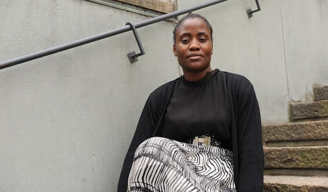 Itohan Okundaye säger att hon inte kunnat berätta om beslutet än för sin son. – Han har haft så höga förväntningar.