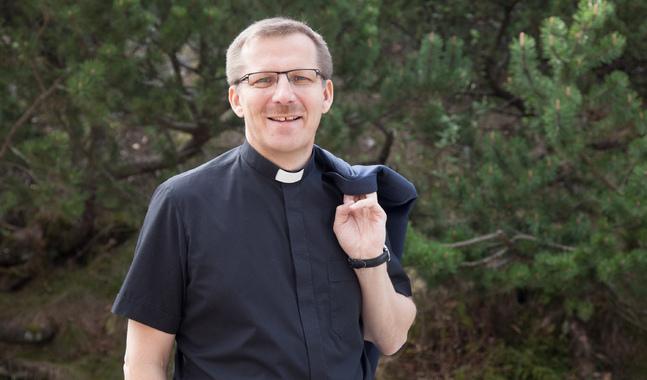 Jukka Keskitalo är ny biskop i Uleåborg.