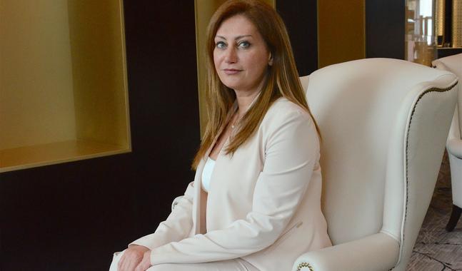 """""""Hundratals år av historia att låsa upp"""" är Juliana Sfeirs uttryck om jämställdhetsarbetet i den arabisktalande världen."""