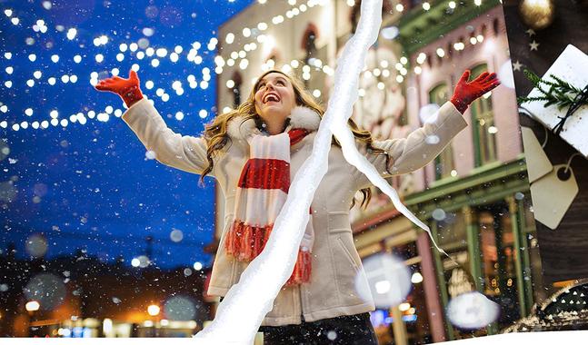 Julen kan vara ganska bra även om den inte blir perfekt.