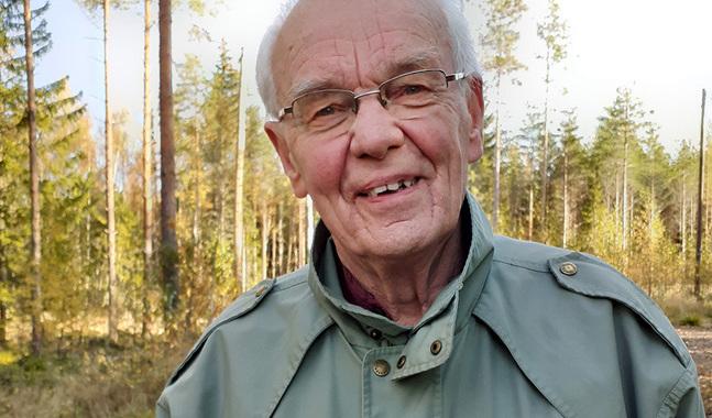 Håkan Nitovuori känner starkt för gemenskap: – Jag vill inte vara en eremit.