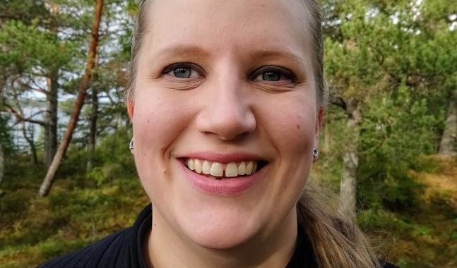 Kira Ertman leder stiftets största församling.