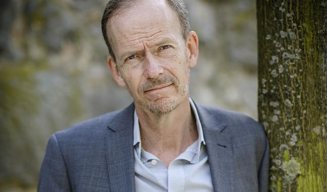 Mikael Kurkiala har vuxit upp i Finland men flyttade till Sverige under studietiden.