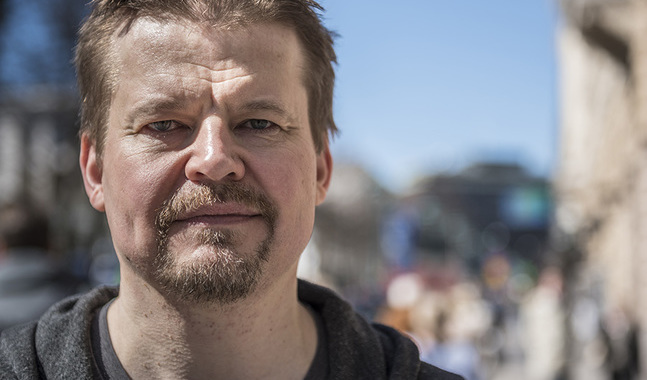 Vår uppgift är att tala sanning i världen, säger Patrick Wingren.