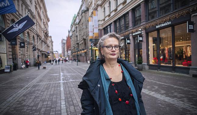 Pia Ingström har just nu inga planer på att åka till Istanbul. – Av ren feghet, säger hon. Det är en stor sorg.