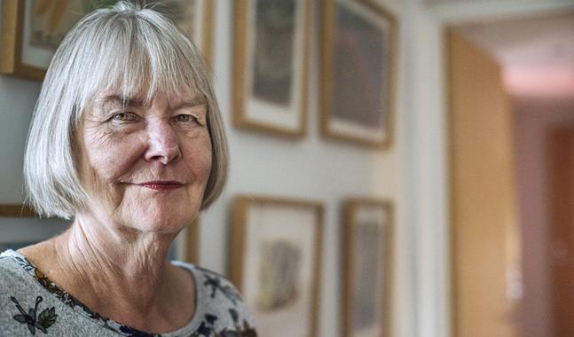 Tuva Korsström är glad över att hennes mammas författarskap idag upplever en ny renässans.