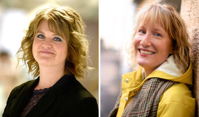 Ulrika Hansson och Sofia Torvalds skriver om det svåraste uppdrag de haft: moderskap.