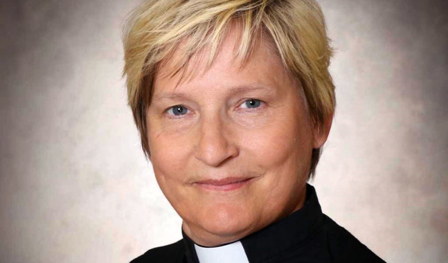 Stina Lindgård har tilldelats Pro ecclesia-medalj.