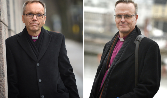 Det ser ut att bli en spännande andra omgång i ärkebiskopsvalet. Vem ärver Heli Inkinens, Ville Auvinens och Ilkka Kantolas röster?