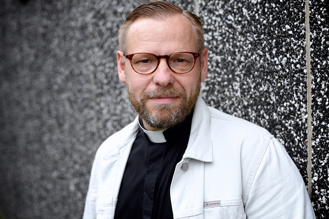 Fred Wilén blir kaplan i Kyrkslätt i höst.