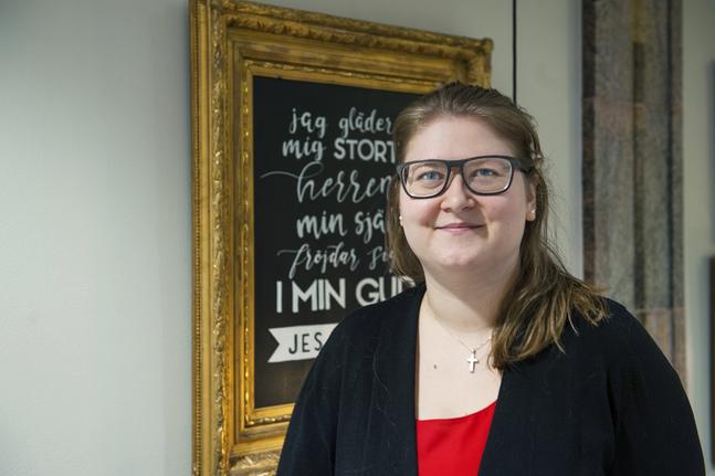 Katrin Björklund vill hitta sin plats.