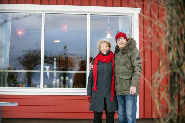 Helena och Olle Domars fick ännu tid tillsammans. Det ser de som en gåva.