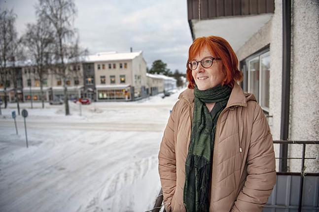 Christina Harald har bytt vintern i Nykarleby mot det tropiska klimatet i Bangladesh.