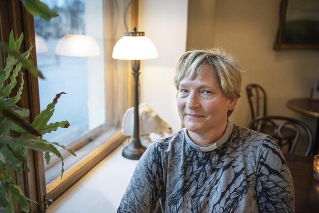 Stina Lindgård har valts till ny prästassessor.
