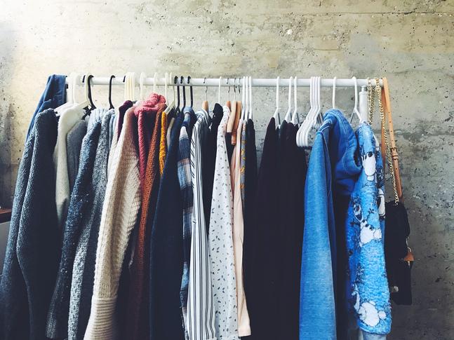 I mars ordnas klädbytardagar både i Helsingfors och Ekenäs.