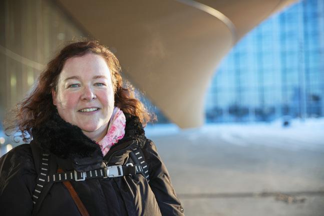 Janette Lagerroos är nyvald ordförande för Finlands svenska prästförbund