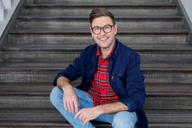 Thomas Lundin längtar efter fester – med dans och mat och dryck och kramar.