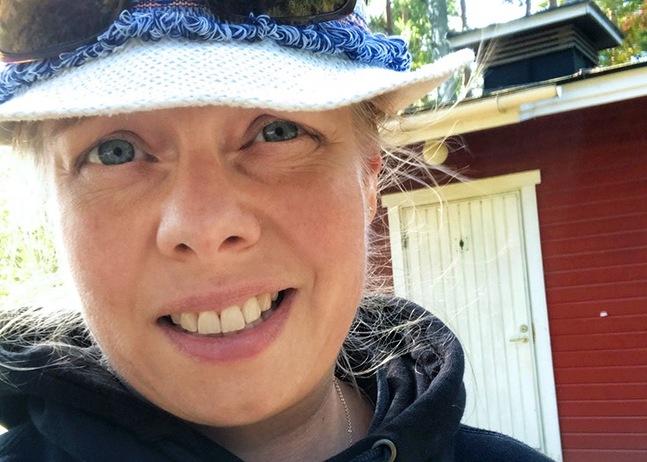 Tonja Paavola jobbar som som ungdomsarbetsledare i Matteus församling.Hennes favoritplats i stan är Lekholmen.